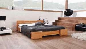 Łóżko japońskie na poddasze? Nie każde!
