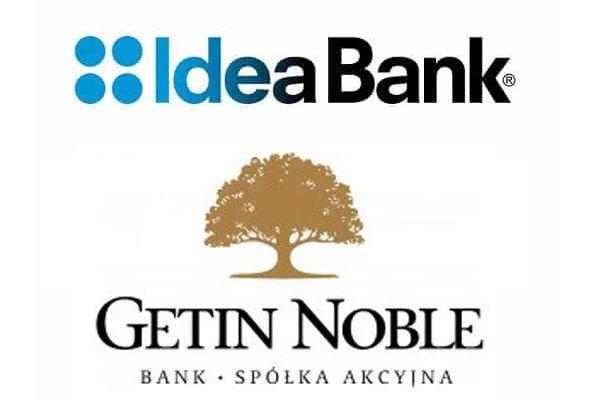 Plan połączenia Getin Noble i Idea Bank