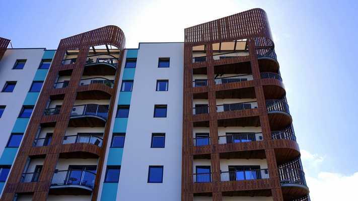 Ceny na rynku mieszkań idą w górę, ale chętnych nie brakuje