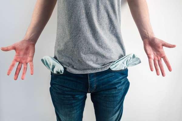 Co robimy, gdy zabraknie nam pieniędzy?